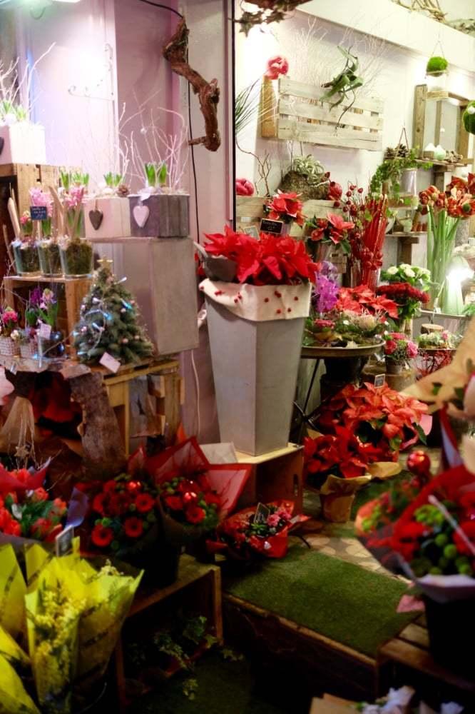 Pines de paradis les cr ations pour les f tes - Decoration florale noel ...