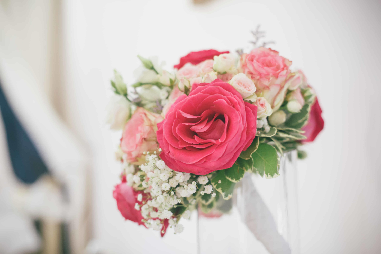 Fleuriste pines de paradis un nouveau mariage sur for Deco florale