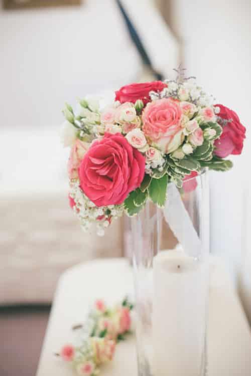 decoration florale bouquet mariage marseille 7 500x750 - Un nouveau mariage sur Marseille...