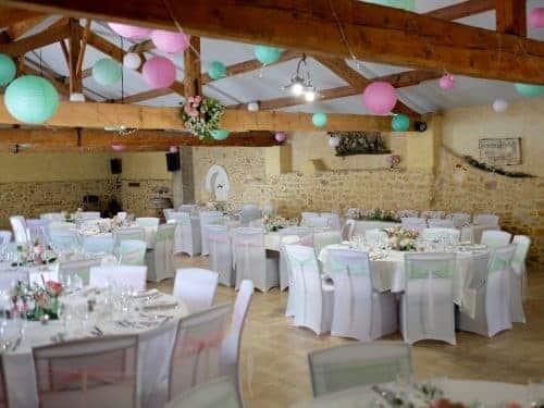 mariage decoration fleurs 10 500x375 - Un mariage dans le vaucluse