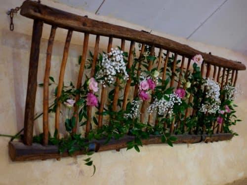 mariage decoration fleurs 12 500x375 - Un mariage dans le vaucluse