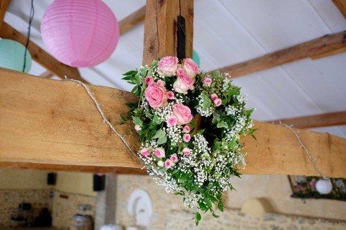 mariage decoration fleurs 13 500x333 - Un mariage dans le vaucluse