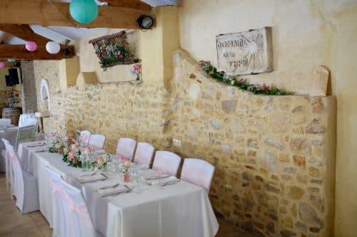 mariage decoration fleurs 21 500x333 - Un mariage dans le vaucluse