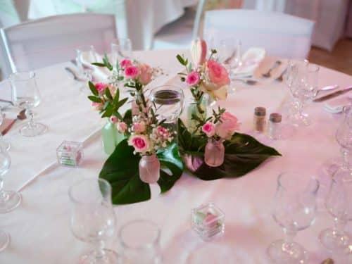 mariage decoration fleurs 5 500x375 - Un mariage dans le vaucluse