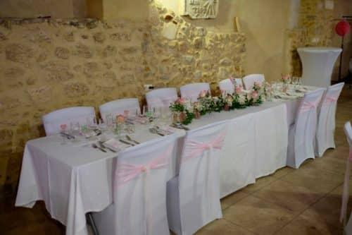 mariage decoration fleurs 7 500x333 - Un mariage dans le vaucluse