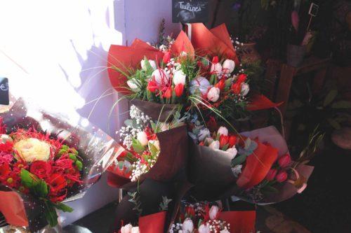 fleuriste marseille noel 1 500x333 - Un Noël chez votre fleuriste épines de paradis