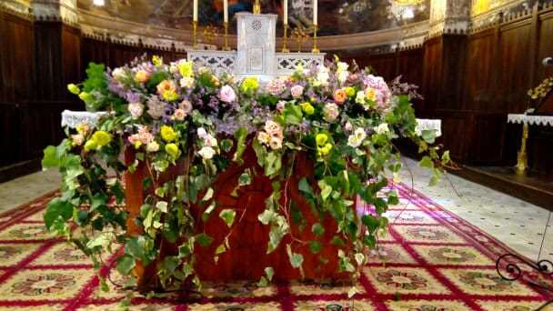 fleurs mariage marseille 3 - Quelques photos de mariages à Lourmarin et Gonfaron