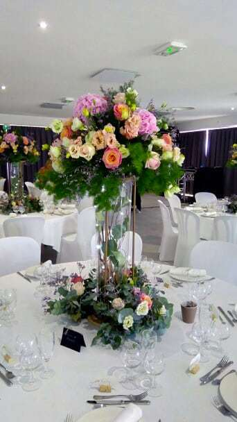 fleurs mariage marseille 5 - Quelques photos de mariages à Lourmarin et Gonfaron