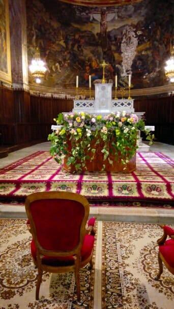 fleurs mariage marseille 6 - Quelques photos de mariages à Lourmarin et Gonfaron
