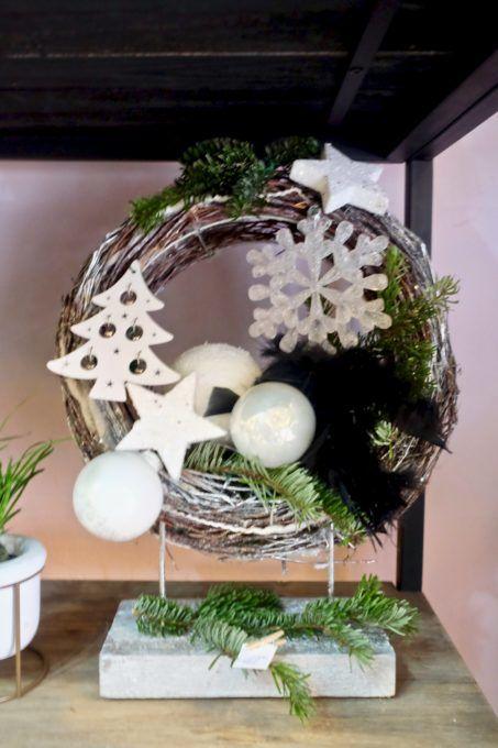 fleuriste marseille noel 2018 couronne e1545404174202 - Décoration de Noël