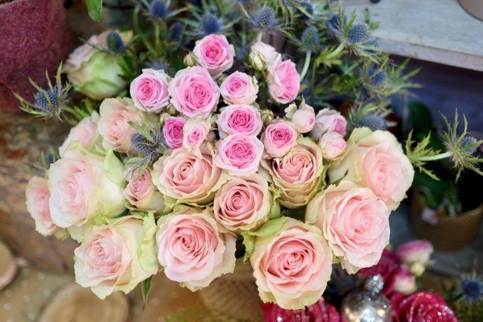 fleuriste marseille noel 2019 roses e1545403896267 - Décoration de Noël