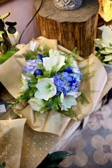 fleuriste marseille noel bouquet e1545403846469 - Décoration de Noël