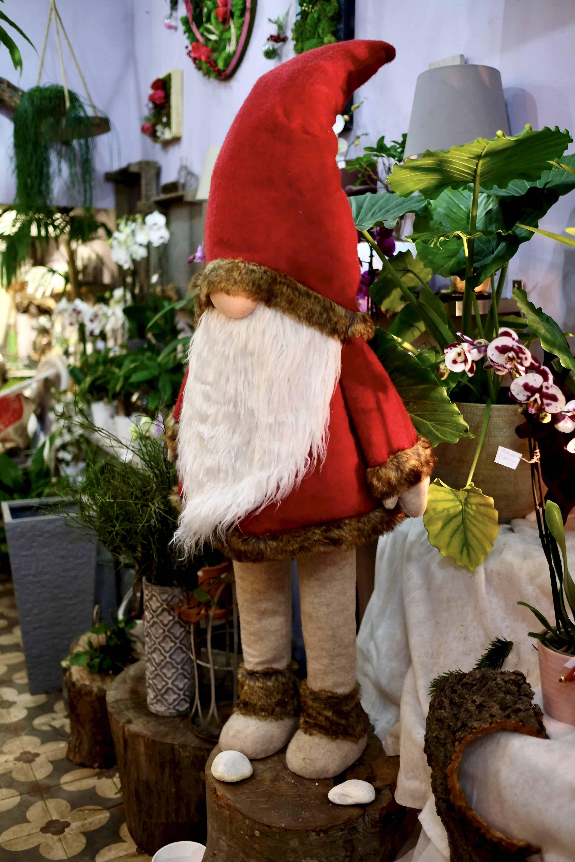 decoration fleuriste marseille 3 - Décoration intérieure de notre boutique