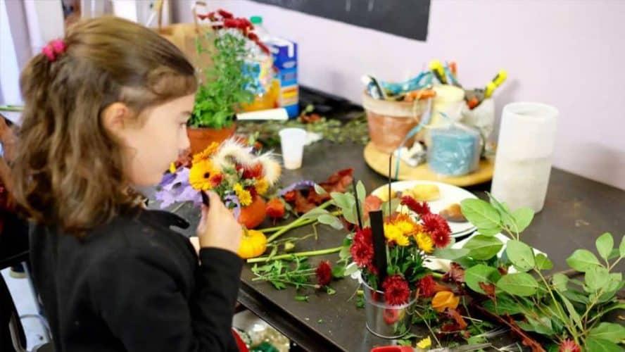 art floral e1470249704805 - HALLOWEEN CHEZ ÉPINES DE PARADIS