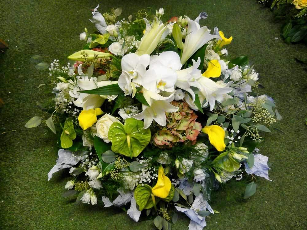 deuil marseille fleuriste