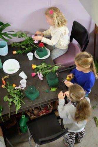 floral art e1526294570945 - HALLOWEEN CHEZ ÉPINES DE PARADIS