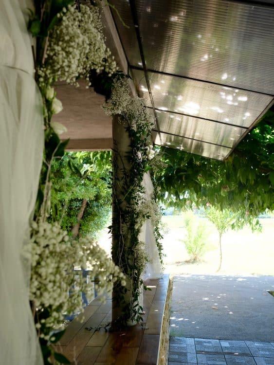 mariage decoration fleurs 15 563x750 - Un mariage dans le vaucluse
