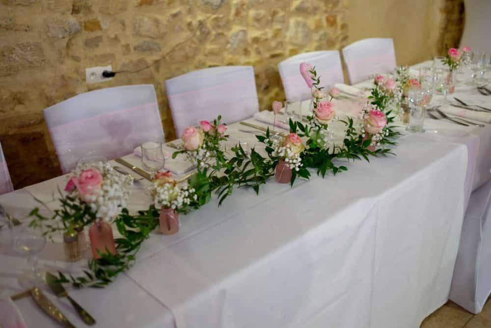 mariage decoration fleurs 8 1000x667 - Un mariage dans le vaucluse