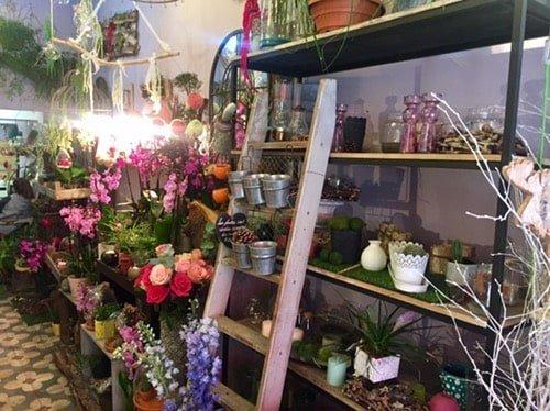 intérieure boutique