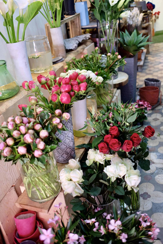 fleuriste Marseille