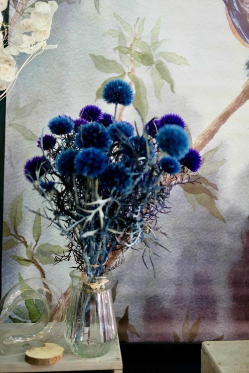 fleuriste Marseille chardons 500x750 - Nous continuons les livraisons sur Marseille